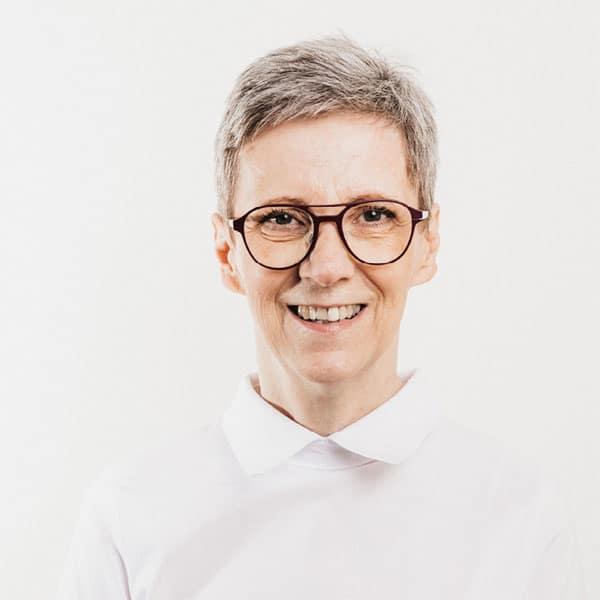Andrea Fischelschweiger von Optik Neuroth