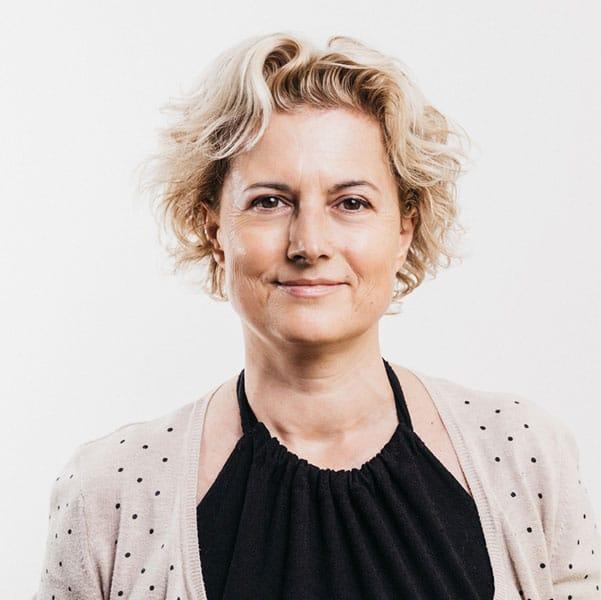 Karin Lammer von Optik Neuroth