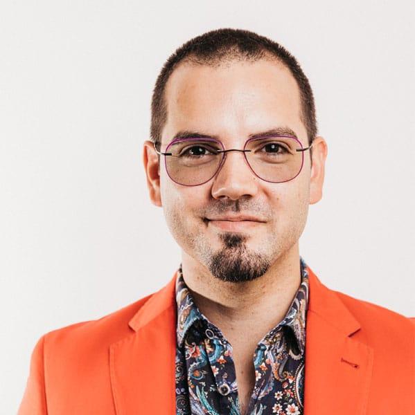 Florian Ebner von Optik Neuroth