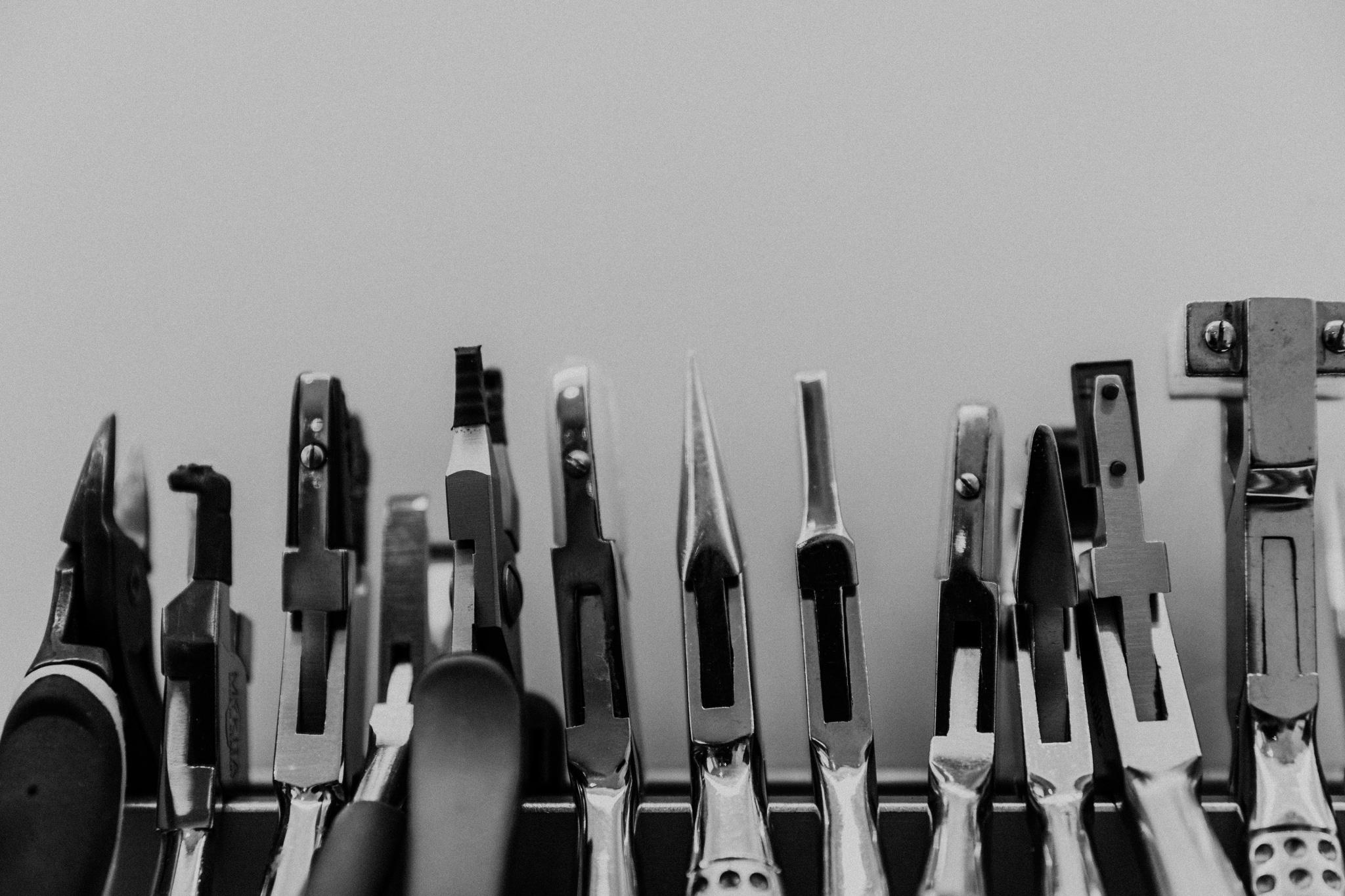 Optiker-Werkzeug
