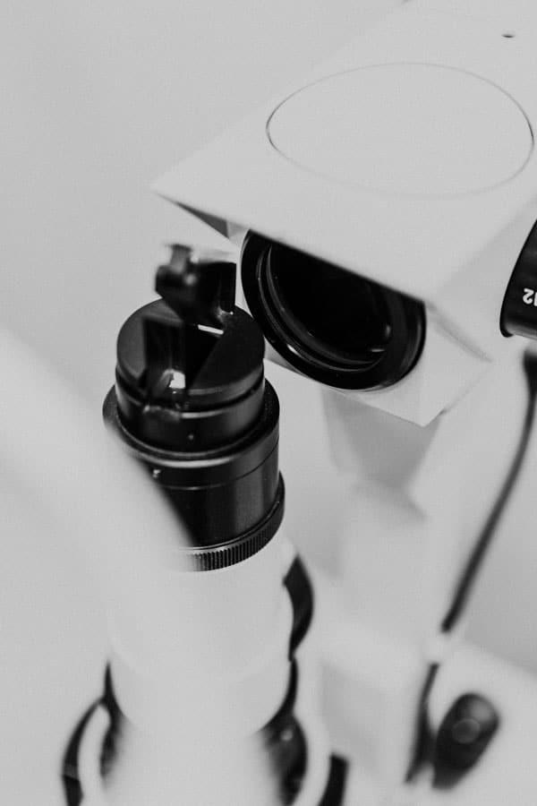 Autorefraktometer vom Optiker